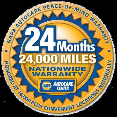 AIS NAPA Warranty